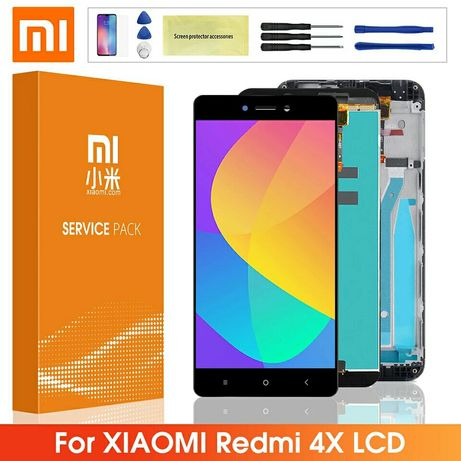 Дисплей Xiaomi Redmi 3/3s/3x/4x/4a/5/5a/5Plus/6/6a/6Pro/Mi a2Lite/LCD