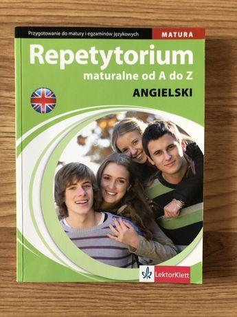 Repetytorium maturalne od A do Z Język angielski