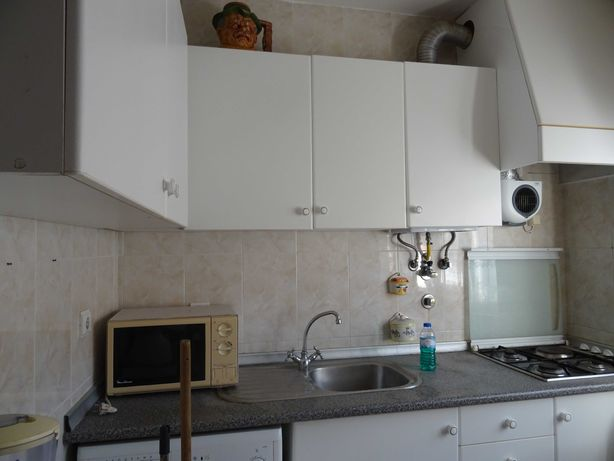 Cozinha e recheo da casa