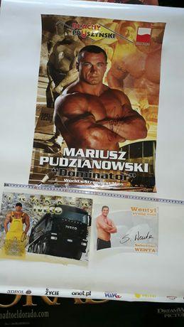 Plakaty z autografami