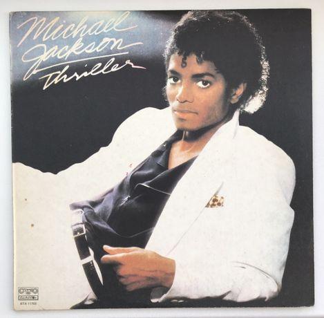 Платівка Michael Jackson — Thriller стан конверта VG+, стан платівки V