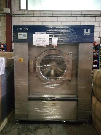 LFA 55 capacidade de lavar 55 kg roupa