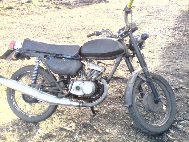 Срочно продам мотоцикл Минск