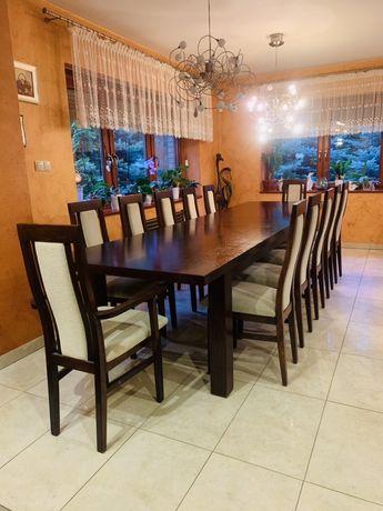 Sprzedam rozkladany drewniany stół