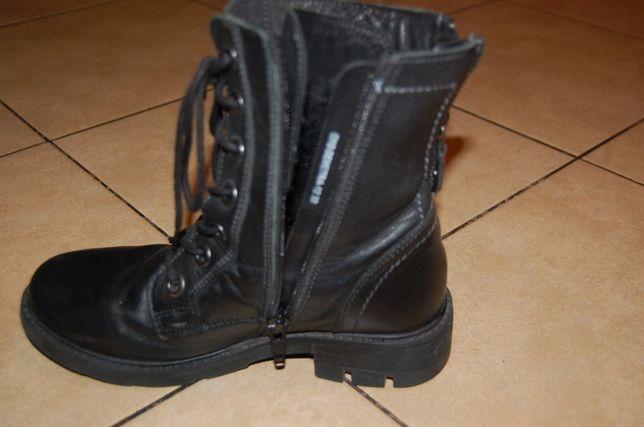 Buty dziewczęce Lasocki - ocieplane rozmiar 33