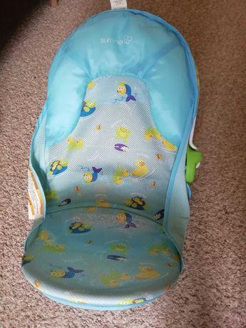 Leżaczek krzeselko do kąpieli