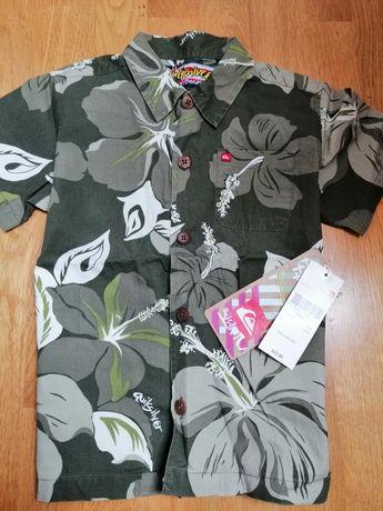 Koszula dla małego surfera Quiksilver 4T