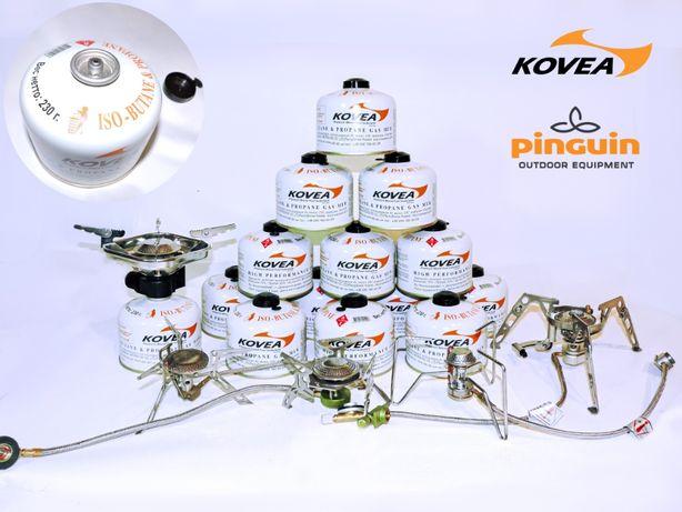 Газ Ковея, Kovea KGF-0230, газ для горелок, газовый баллон.