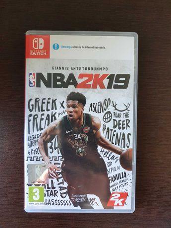 Nintendo Switch - NBA 2K19