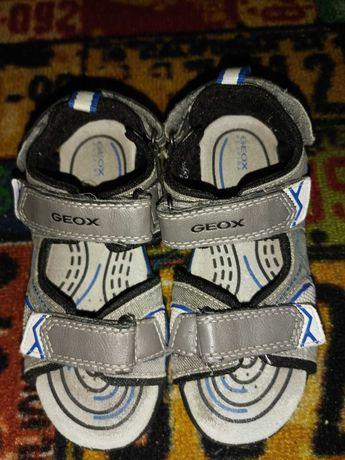 Sandały geox chlopiece