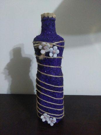 Garrafa decorativa