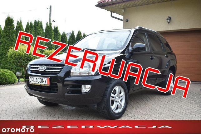 Kia Sportage 2.0 Benzyna Skóry Podg.Fotele /OPŁACONA !!!