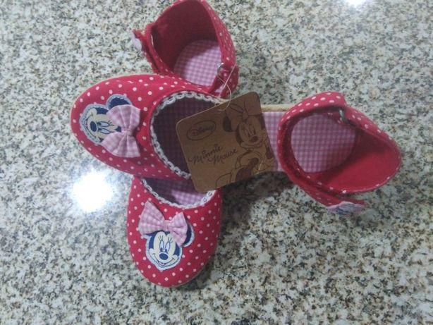 Sapatos Minie