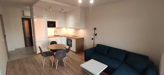 Wynajmę NOWE 2 pokojowe mieszkanie, klima, Kopcińskiego 15, Neopolis