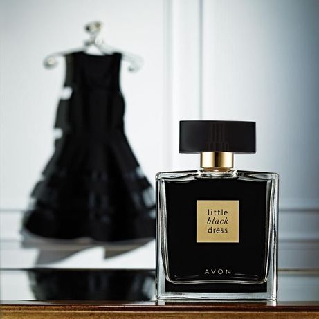 LBD Little Black Dress Avon