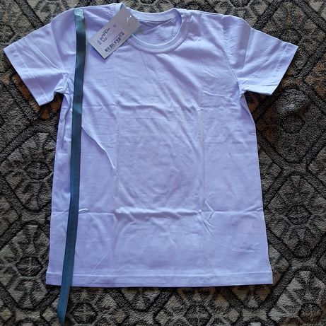 Новая футболка в школу р. 140-146