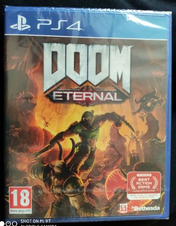 Doom Eternal PL. - PS4