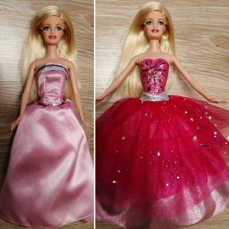 Barbie Modna Paryżanka 2010 r. Interaktywna świeci i gra. Suknia 2w1.