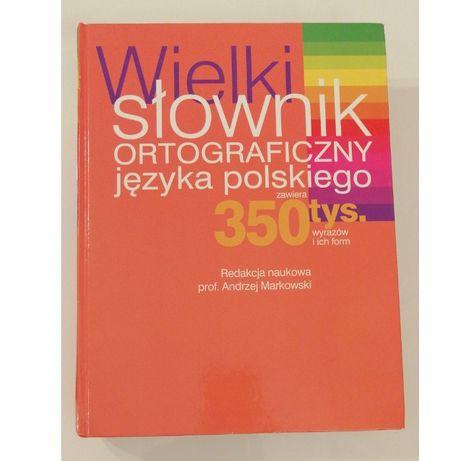 Wielki słownik ortograficzny języka polskiego