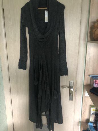 Платье тёплое фирмы Olko