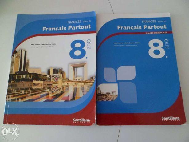 Francês 8º ano