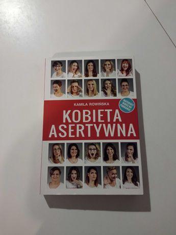 Kobieta asertywna Kamila Rowińska