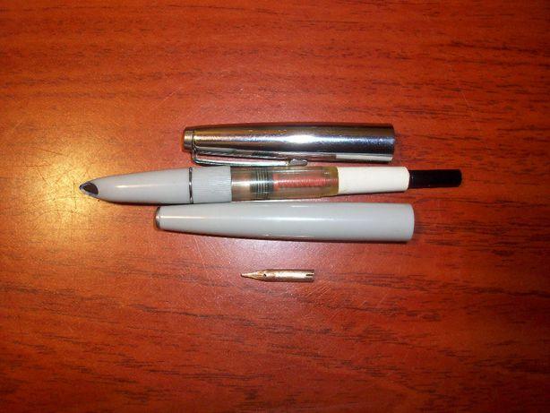 ручка золотое перо сделано в ссср