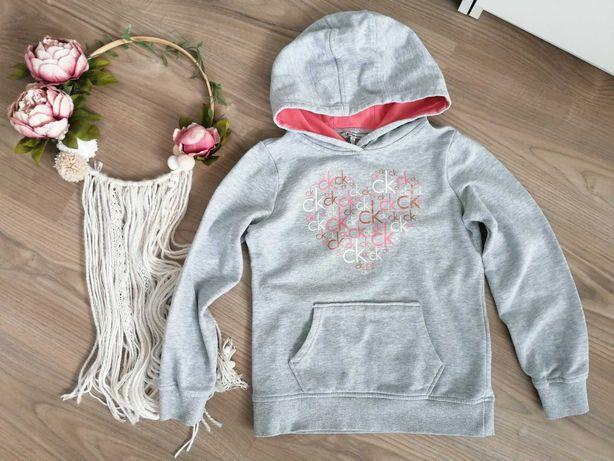 Bluza z kapturem, sweterek 128-134
