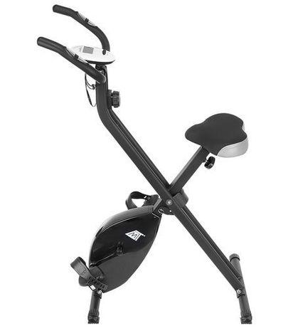 Rowerek stacjonarny - magnetyczny składany rower treningowy