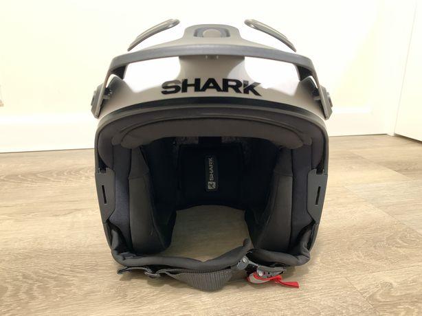 Capacete Aberto Shark Drak tamanho L