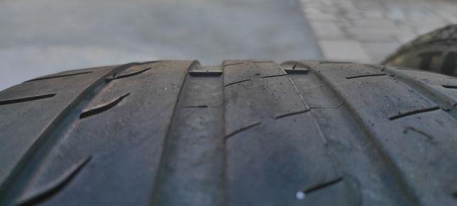 2 pneus 245/40R19