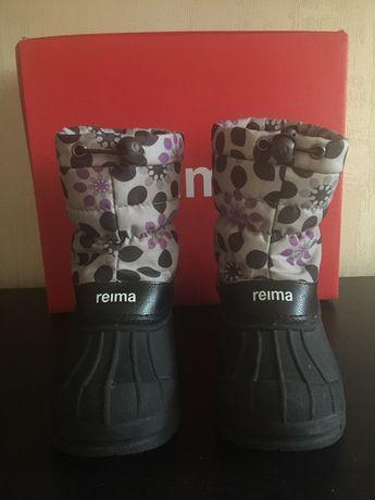 Детские сапоги reima
