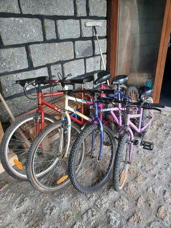 Bicicletas para desporto