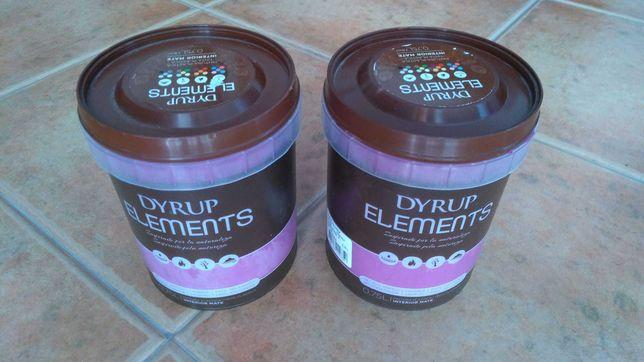 Tinta DYRUP elements púrpura NOVA