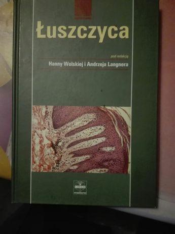Łuszczyca,-Hanna Wolska,Andrzej Langner