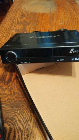 Dvb T2  Eurosky ES 30-21 цифровой эфирный приемник