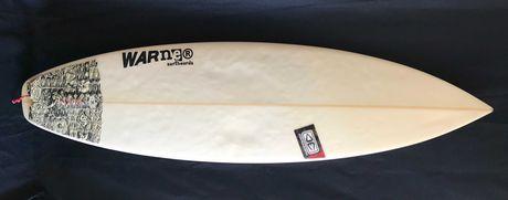 Surfboard - Prancha - Warner 5'3 1/2 - 18L