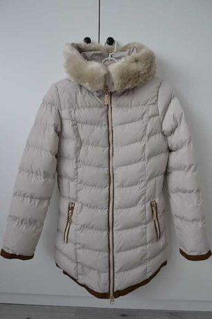 Ciepła kurtka zimowa damska