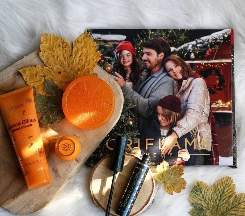 Krem do rąk Spiced Citrus + mydełko o zapachu mandarynek! Olsztyn - image 1