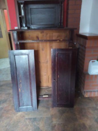 Stara szafa, szafonierka, komoda, kredens - do renowacji