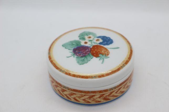 Caixa Regaleira Pequena Coleção Del Bosco Vista Alegre 1997 6 cm