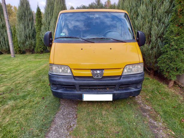 Peugeot Boxer 2,0 HDI, 2003r, 6 os.