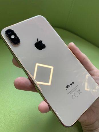 Срочно! Последний шанс забрать сегодня! Айфон 10XS, 256Гб, золотой.