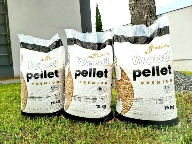 Pellet drzewny certyfikowany ENplus A1 Producent