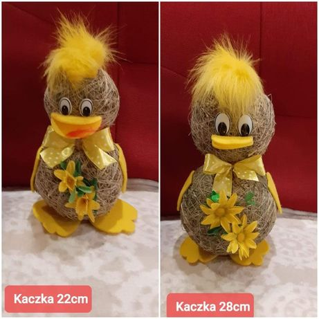 Kaczka wielkanocna handmade