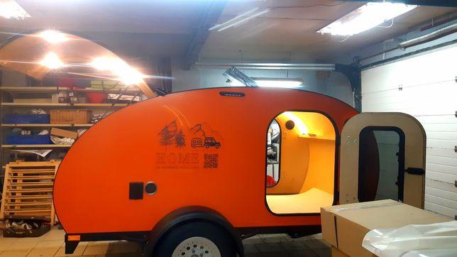 Трейлер дом на колёсах прицеп капля teardrop camper кемпинг