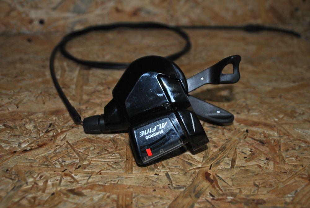 Dźwignia Shimano Alfine 11 SL-S700 komplet z linka i pancerzem Oborniki Śląskie - image 1