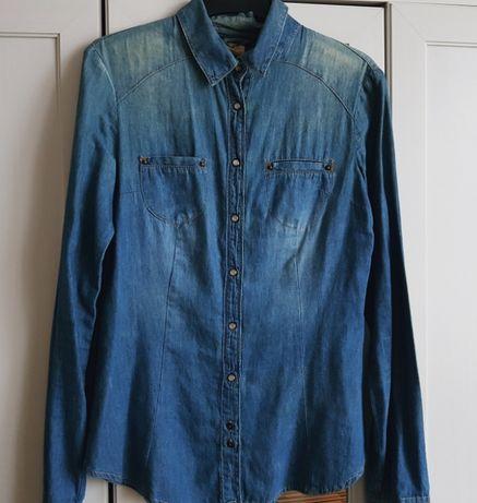 Koszula jeansowa dżins S
