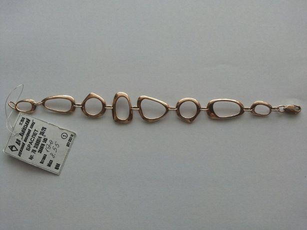 Золотий браслет 585
