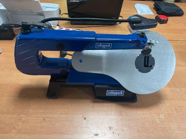Wyrzynarka włosowa Scheppach SD1600V